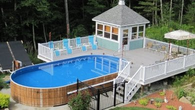 Photo of Best Above Ground Pool Pad
