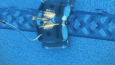 Photo of Best Above Ground Pool Robotic Cleaner