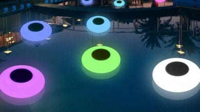 Photo of Best Floating Pool Lights