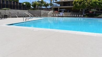 Photo of Best Paint For Concrete Pool Deck