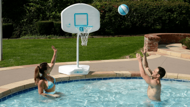 Photo of Best Pool Basketball Hoop