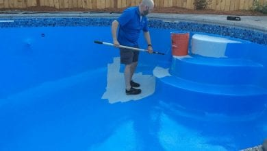 Photo of Best Pool Paint