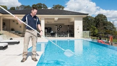 Photo of Telescopic Pool Pole