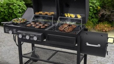 Photo of Best Charcoal Grill Smoker Combos in 2020 – Reviewed
